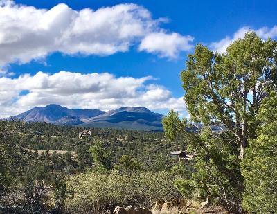Prescott Residential Lots & Land For Sale: 6650 W Box Canyon Place