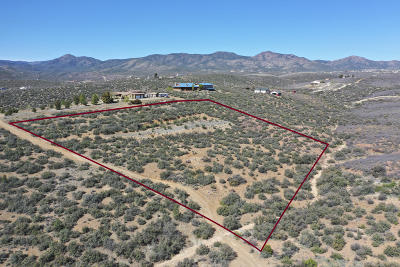 Dewey-Humboldt Residential Lots & Land For Sale: 1470 S Stumps Road
