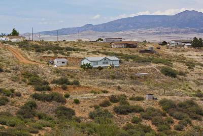 Yavapai County Mobile/Manufactured For Sale: 10005 E Henderson Road