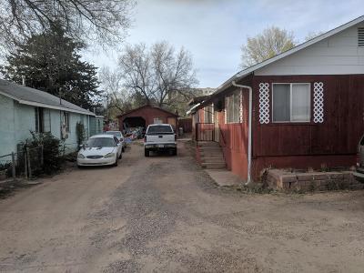 Prescott Single Family Home For Sale: 288 & 304 Whipple Street
