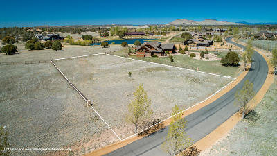Prescott Residential Lots & Land For Sale: 9180 N American Ranch Road