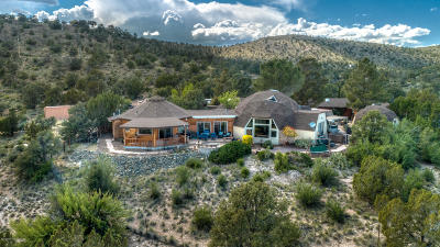 Chino Valley Single Family Home For Sale: 4455 W Hidden Canyon Road