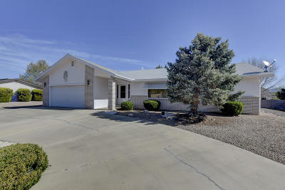 Prescott, Dewey-humboldt, Prescott Valley, Chino Valley Single Family Home For Sale: 11050 Havasupai Trail
