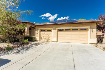 Prescott Valley Single Family Home For Sale: 7144 E Prairie Hill