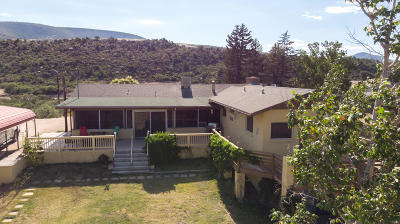 Skull Valley Single Family Home For Sale: 2565 S Iron Springs Road