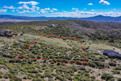 Dewey-humboldt Residential Lots & Land For Sale: 1150 S Hope Trail
