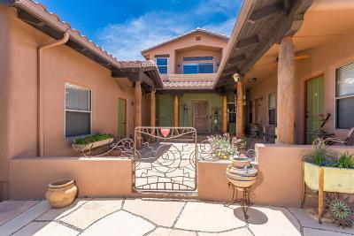 Prescott Single Family Home For Sale: 13844 N Thunderbird Road