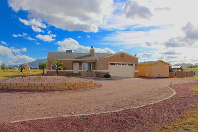 Chino Valley Single Family Home For Sale: 1780 S Yellow Brick Road