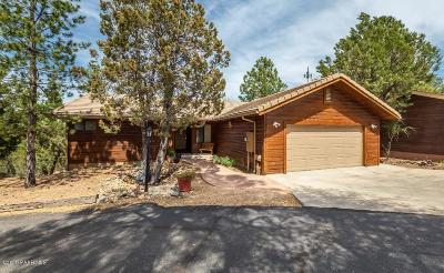 Prescott Single Family Home For Sale: 2930 Somerset Drive