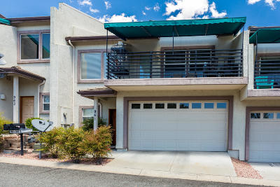 Dewey-humboldt Condo/Townhouse For Sale: 961 N Rolling Green Road