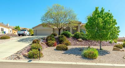 Prescott Single Family Home For Sale: 5707 Cilantro Court