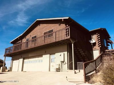 Prescott Single Family Home For Sale: 6210 W Windy Ridge Drive
