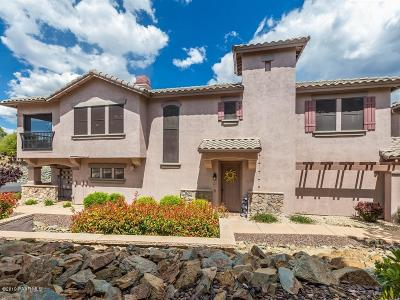 Prescott, Dewey-humboldt, Prescott Valley, Chino Valley Condo/Townhouse For Sale: 1716 Alpine Meadows Lane #603