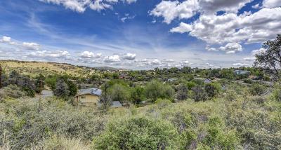 Prescott Residential Lots & Land For Sale: 2540 Sandia Drive