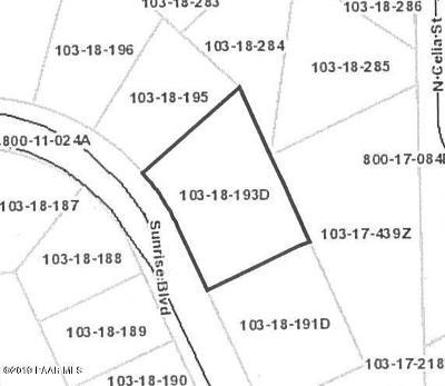 Prescott Residential Lots & Land For Sale: 969 Sunrise Boulevard
