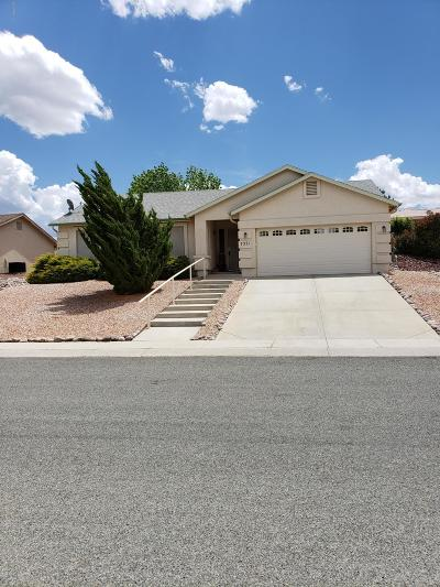 Prescott Valley Single Family Home For Sale: 7371 N Summit View Drive