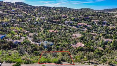 Prescott Residential Lots & Land For Sale: 600 Autumn Oak Way