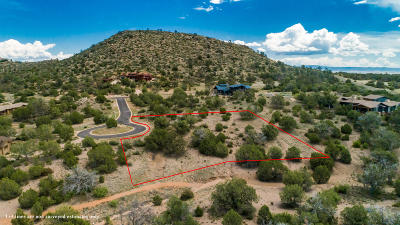 Prescott Residential Lots & Land For Sale: 5145 W Johnny Guitar Road