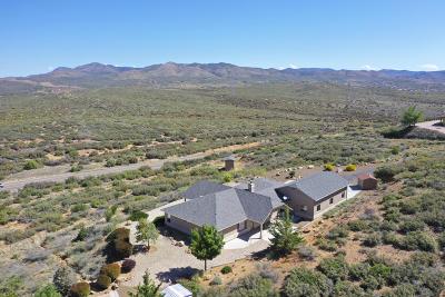 Dewey-humboldt Single Family Home For Sale: 15970 E James Town Ridge