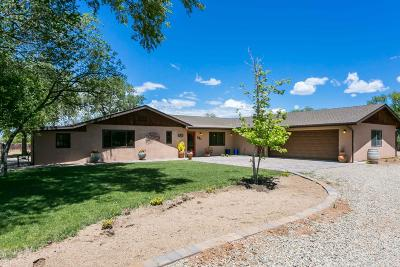 Chino Valley Single Family Home For Sale: 740 W Road 1 North