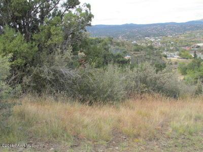 Prescott Residential Lots & Land For Sale: 1264 Newport Ridge Drive
