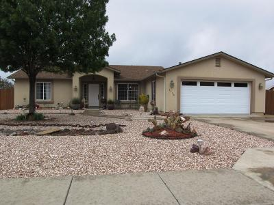 Prescott Valley Single Family Home For Sale: 8708 N Powderhorn Lane