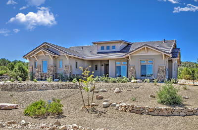Yavapai County Single Family Home For Sale: 5865 Tita Road