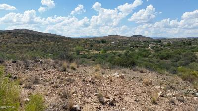 Mayer Residential Lots & Land For Sale: 19872 E Antelope Road