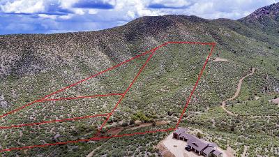 Prescott, Prescott Valley, Chino Valley, Dewey-humboldt Residential Lots & Land For Sale: 088 E Vista Del Oro Dr, Parcel 2
