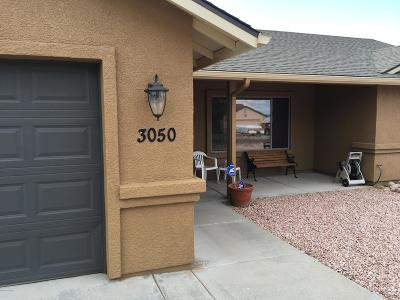 Prescott Valley Single Family Home For Sale: 3050 N Indian Wells Drive