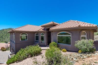 Prescott Single Family Home For Sale: 1488 Creekview