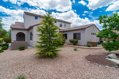Prescott Valley Single Family Home For Sale: 7183 E Slow Draw Drive