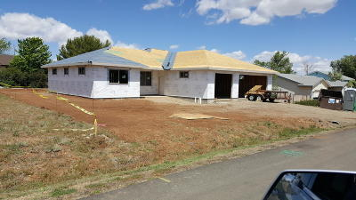 Prescott Valley Single Family Home For Sale: 4540 N Stage Way Lane