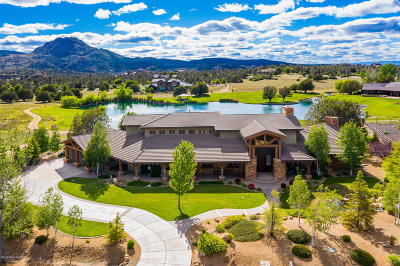 American Ranch Single Family Home For Sale: 9120 N American Ranch Road