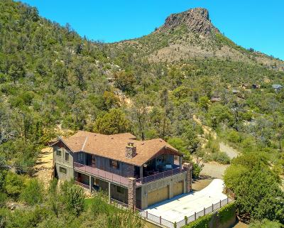 Prescott Single Family Home For Sale: 2071 Thumb Butte Road