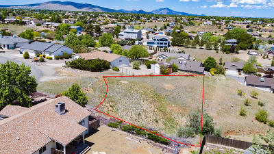 Prescott Valley Residential Lots & Land For Sale: 4446 N Plainsman Way