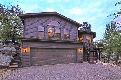 Prescott Single Family Home For Sale: 1915 Crossroads