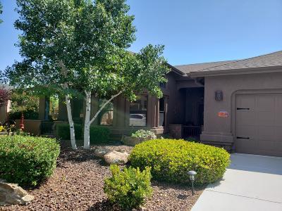 Prescott Valley Single Family Home For Sale: 5382 N Pierce Lane