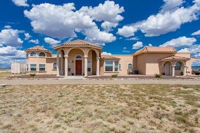 Chino Valley Single Family Home For Sale: 775 Nick Trail