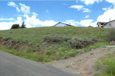Prescott Valley Residential Lots & Land For Sale: 9670 E Towago Drive