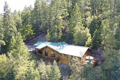 Prescott Single Family Home For Sale: 2345 E Summit Avenue