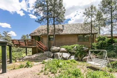 Prescott Single Family Home Pending - Take Backup: 1940 W Pine Drive