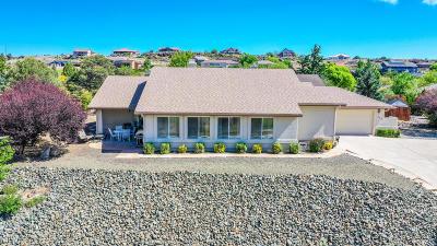 Prescott Single Family Home For Sale: 232 Smoke Tree Lane