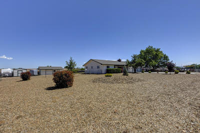 Chino Valley Single Family Home For Sale: 416 W Perkinsville Road