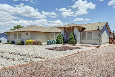 Chino Valley Single Family Home For Sale: 898 Tiffany Place