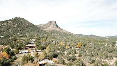 Prescott Residential Lots & Land For Sale: 2000a Thumb Butte Road
