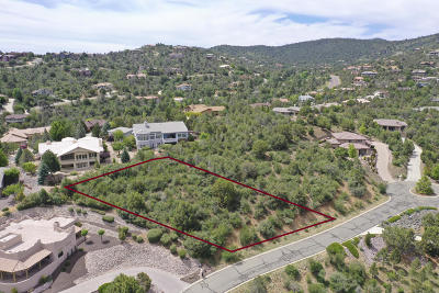 Prescott Residential Lots & Land For Sale: 289 S Softwind Circle