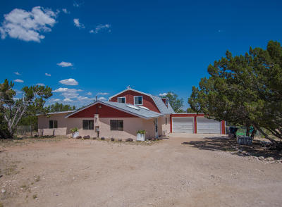 Chino Valley Single Family Home For Sale: 3885 N Yuma Drive