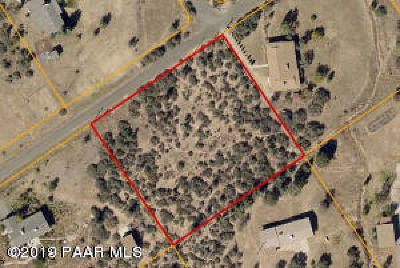 Prescott Residential Lots & Land For Sale: 2305 W Mendiburo Way