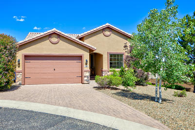 Prescott Single Family Home For Sale: 1628 Dancing Star Way